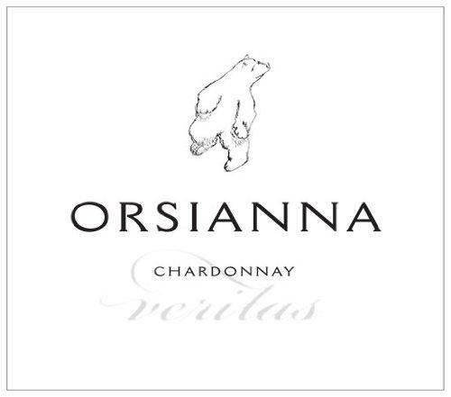 """2010 Orsianna Estate Mendocino County """"Veritas"""" Chandonnay 750Ml"""