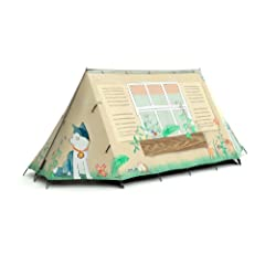 Home Sweet Home 2-Person Tent by FieldCandy