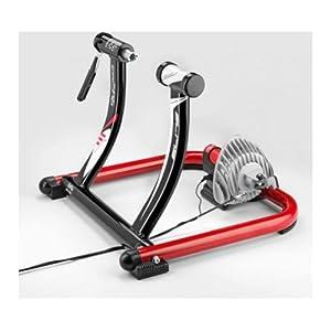 elite super crono hydromag digital home trainer rouge noir. Black Bedroom Furniture Sets. Home Design Ideas