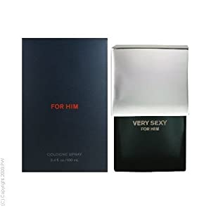 Victoria's Secret VERY SEXY FOR HIM Cologne Spray 3.4 FL OZ