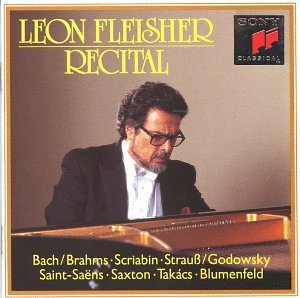 Leon Fleisher Recital: Piano Works for the Left Hand