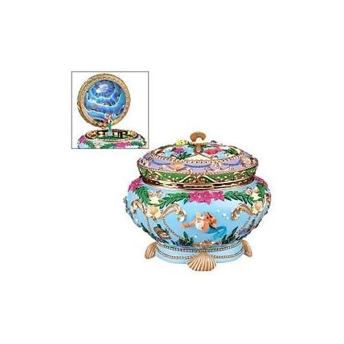 "Amazon.com: Disney Ariel Music Box ""The Little Mermaid""."