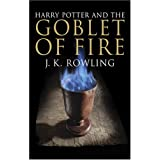 Harry Potter and the Goblet of Fire (Book 4) [Adult Edition]by J. K. Rowling