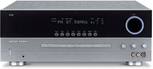 Harman Kardon HK3380 Component Stereo Receiver