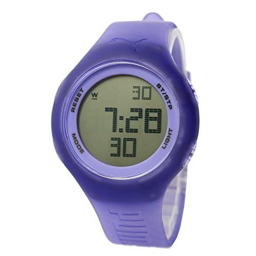 [プーマ]PUMA 腕時計 時計 ループ トランスパレント 5気圧防水 スポーツウォッチ ランニング PU910801026 メンズ レディース [並行輸入品]