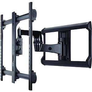 Sanus VLF220 - Tilt, Swivel & Extend Articulating Mount for 37 - 56 inches TVs 20 Arm