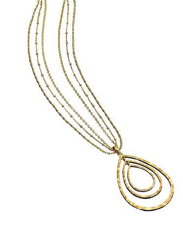Fiorelli Costume Collection Ladies' N2892 Gold