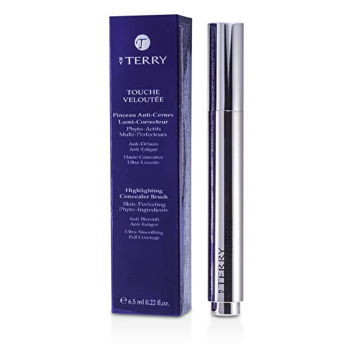 By Terry - Touche Veloutee Highlighting Concealer Brush - # 04 Sienna 6.5Ml/0.22Oz - Maquillage