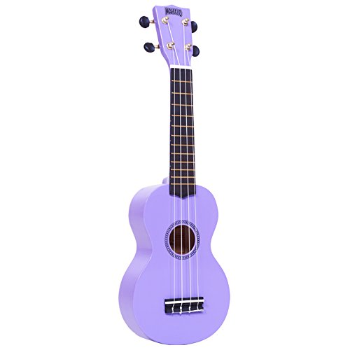 Mahalo MR1PU Soprano Ukulele - Purple