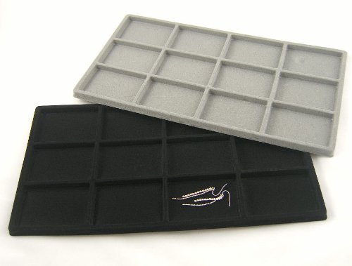 12 Compartment Tray Insert (BD96-12) - full size