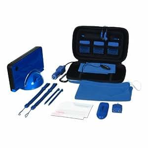 Nintendo DSi XL 20 in 1 Starter Kit - Midnight Blue