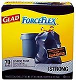 Glad ForceFlex X-Large Trash Bags - 70ct./ 33 gal.