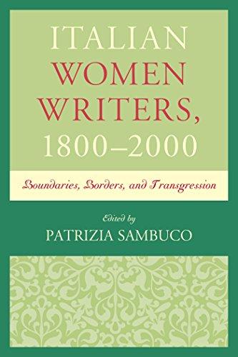 italian-women-writers-1800-2000-boundaries-borders-and-transgression