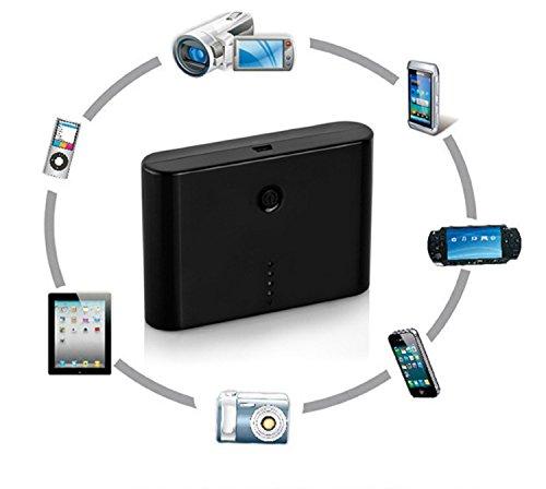 Kabalo BLACK 50000mah Universal USB Power Bank for Mobile Devices iPhone iPad Nokia Samsung Energienbank