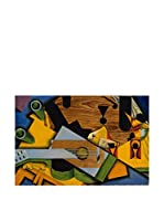 Especial Arte Lienzo Still Life with a Guitar - Juan Gris Multicolor
