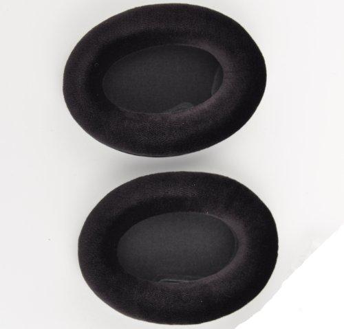 Genuine Replacement Ear Pads Cushions For Sennheiser Hd555 Hd595 Hd558 Hd518 Fit Also Hd515 Headphones - 1 Pair (2 Pieces)