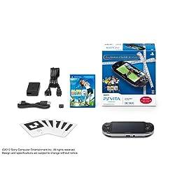 PlayStation Vita 3G/Wi-Fiモデル クリスタル・ブラック スターターパック (PCHJ-10003)