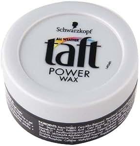 .com : Schwarzkopf Professional Taft Power Wax Hair Styler : Baby