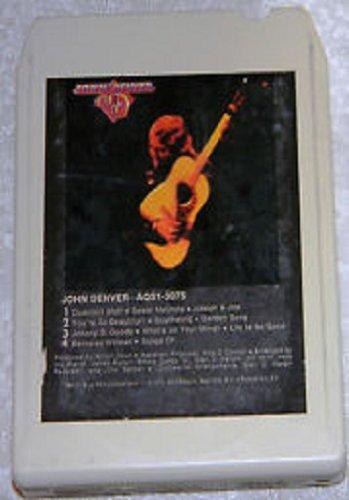 John Denver Self Titled Vg+ 1979 8 Track Tape