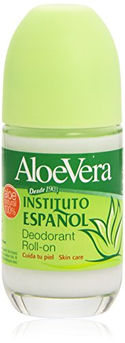 Instituto Español Deodorante, Aloe Vera Deo Roll On, 75 ml