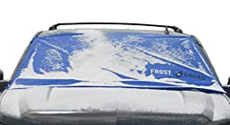 Delk Frost Guard with Windshield Cover XL 52496 (Blue)