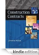 Construction Contracts [Edizione Kindle]