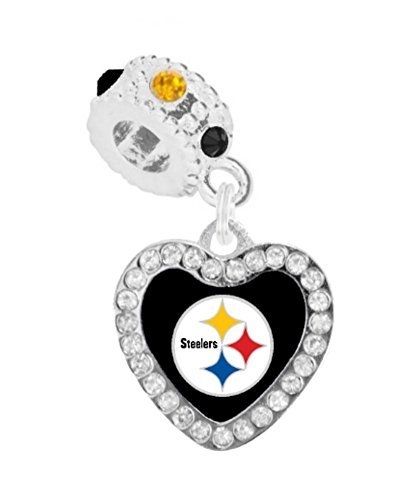 pittsburgh steelers bling jewelry
