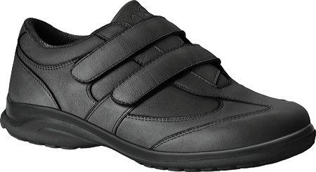 Oasis Women's Suzie Slip-On Shoes, Black, 6.5 Ww/2E-3E (Oasis Diabetic Shoes compare prices)