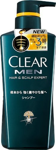 Clear For Men Shampoo Pomp 350g