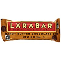 Larabar Bar, Peanut Butter Chocolate Chip, 16 Count