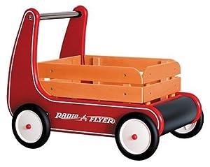 Radio Flyer Classic Walker Wagon (Standard Packaging)