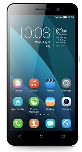 Honor 4X Smartphone (5,5 Zoll (14 cm) Touch-Display, 8 GB Speicher, Android 4.4) weiß