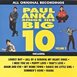 Sings His Big 10, Vol. 2