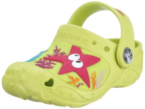 Skechers Kids Lovevines Mules And Clogs Sandal