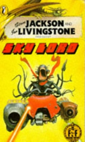 Sky Lord (Puffin Adventure Gamebooks)