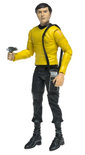 Buy Low Price Art Asylum Star Trek: Classic Series 2 Chekov Action Figure (B00009J588)