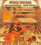 echange, troc Stevie Wonder - Fulfillingness
