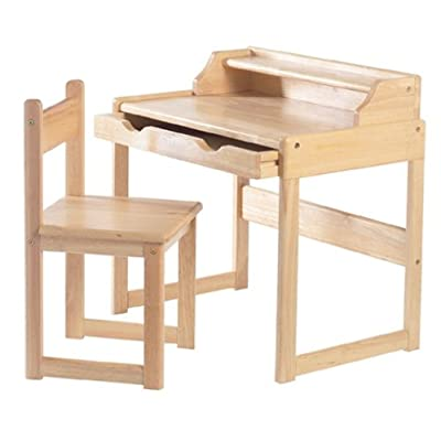Craftsman Student Desk & Chair/Dominoes Academy Desk & Chair