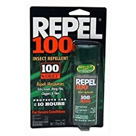 Repel Insect Repellent 1oz 100% Deet