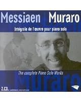 Messiaen : Intégrale de l'oeuvre pour piano solo