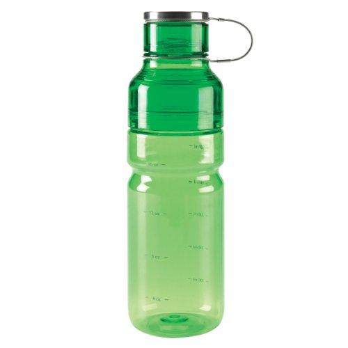 Oxo Good Grips Water Bottle, Bpa-Free Plastic, Emerald Green