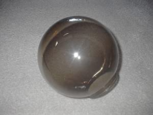 10 bronze acrylic replacement globe with 3. Black Bedroom Furniture Sets. Home Design Ideas