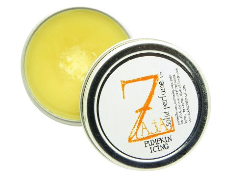 Pumpkin Icing Solid Perfume by ZAJA Natural - 1 oz (Icing Perfume compare prices)