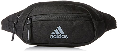 adidas Rand II Waist Pack, Black, One Size (Quiksilver Waist Pack compare prices)