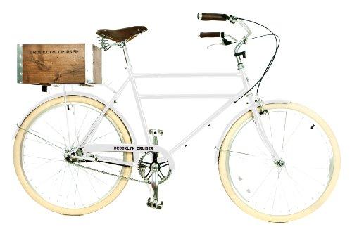 2012 Driggs 3 Men's Three Speed Bicycle Ivory