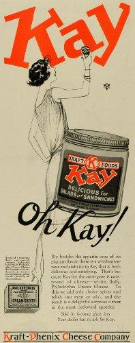 1928-ad-kraft-phenix-cheese-k-foods-kay-philadelphia-cream-cheese-dairy-product-original-print-ad