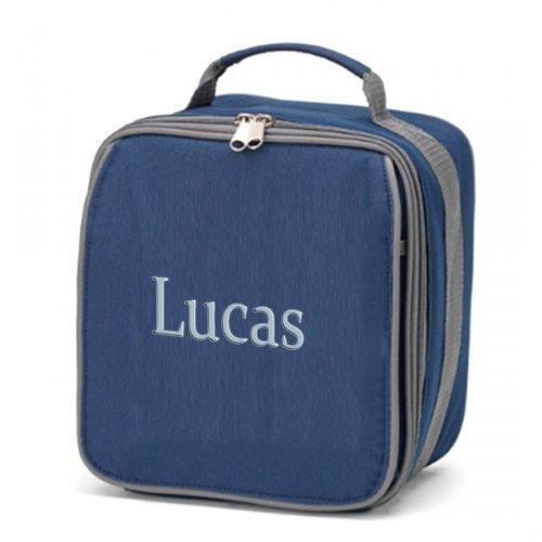 aBaby Brody Lunch Bag, Name Lucas
