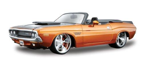 Maisto As 1970 Dodge Challenger R/T Convertible