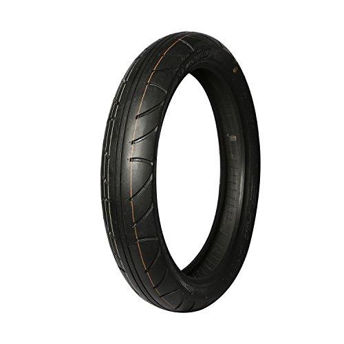 Michelin Pilot Sporty 90/90 -17 Tubeless Bike Tyre,Front