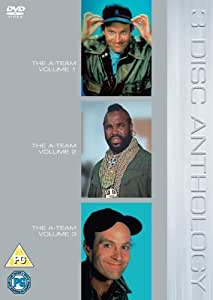 A-Team Vol 1, 2 & 3 [DVD]